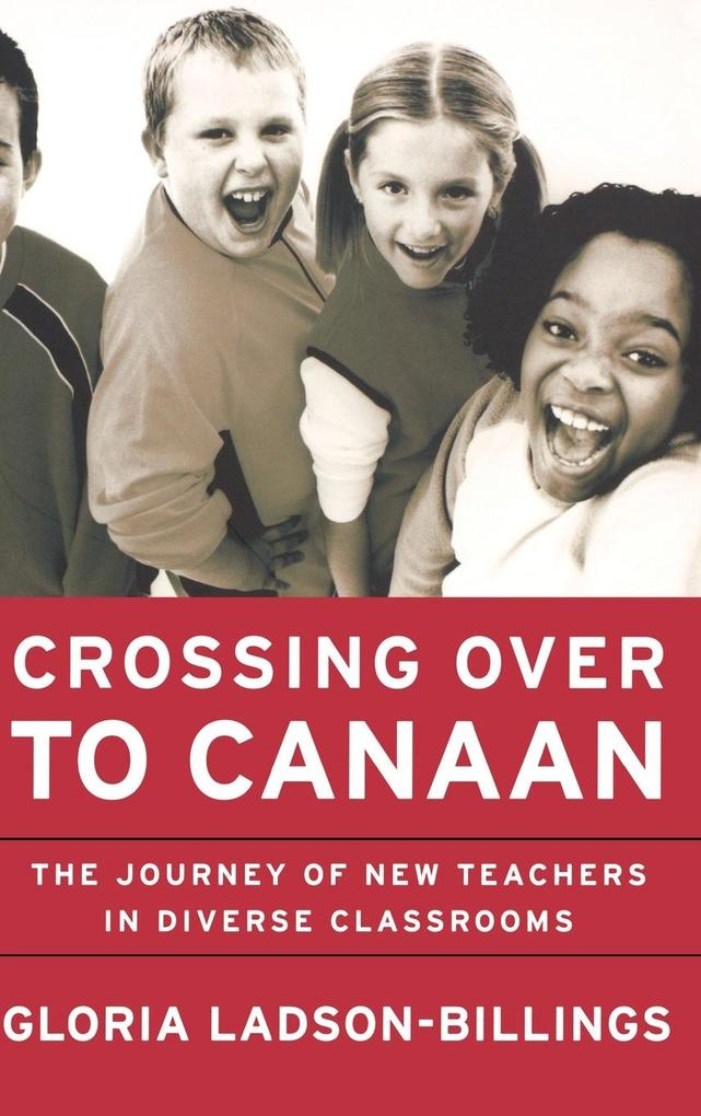 Crossing Over to Canaan als Buch