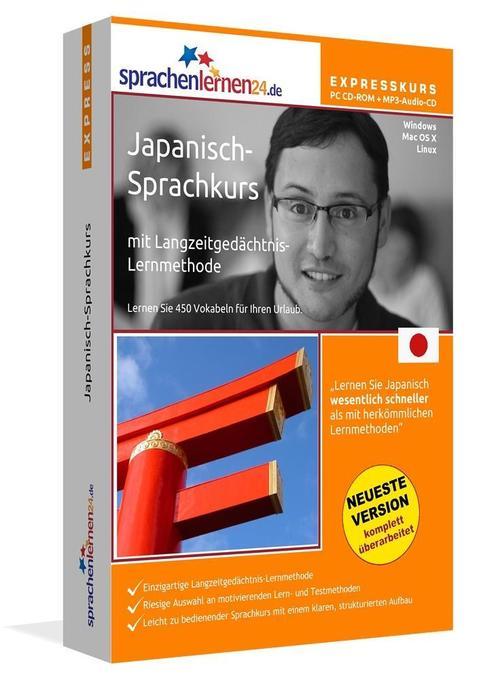 Sprachenlernen24.de Japanisch-Express-Sprachkurs