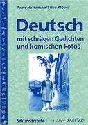 Deutsch mit schrägen Gedichten und komischen Fotos
