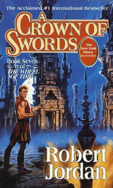 A Crown of Swords: Book Seven of 'The Wheel of Time' als Taschenbuch