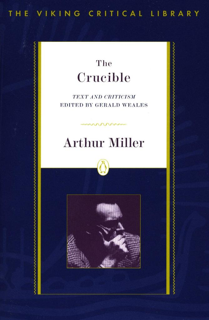 The Crucible als Taschenbuch