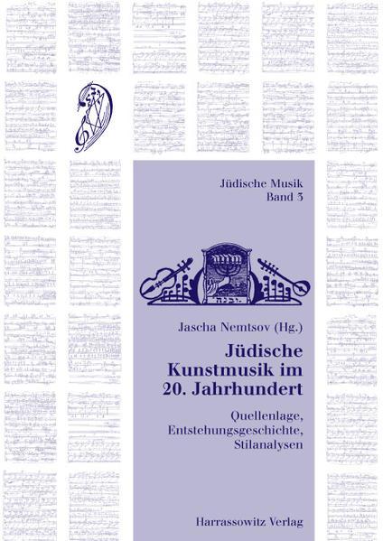 Jüdische Kunstmusik im 20. Jahrhundert als Buch...
