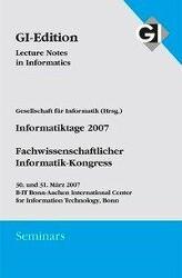 Informatiktage 2007 als Buch von