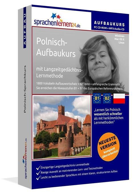 Sprachenlernen24.de Polnisch-Aufbau-Sprachkurs