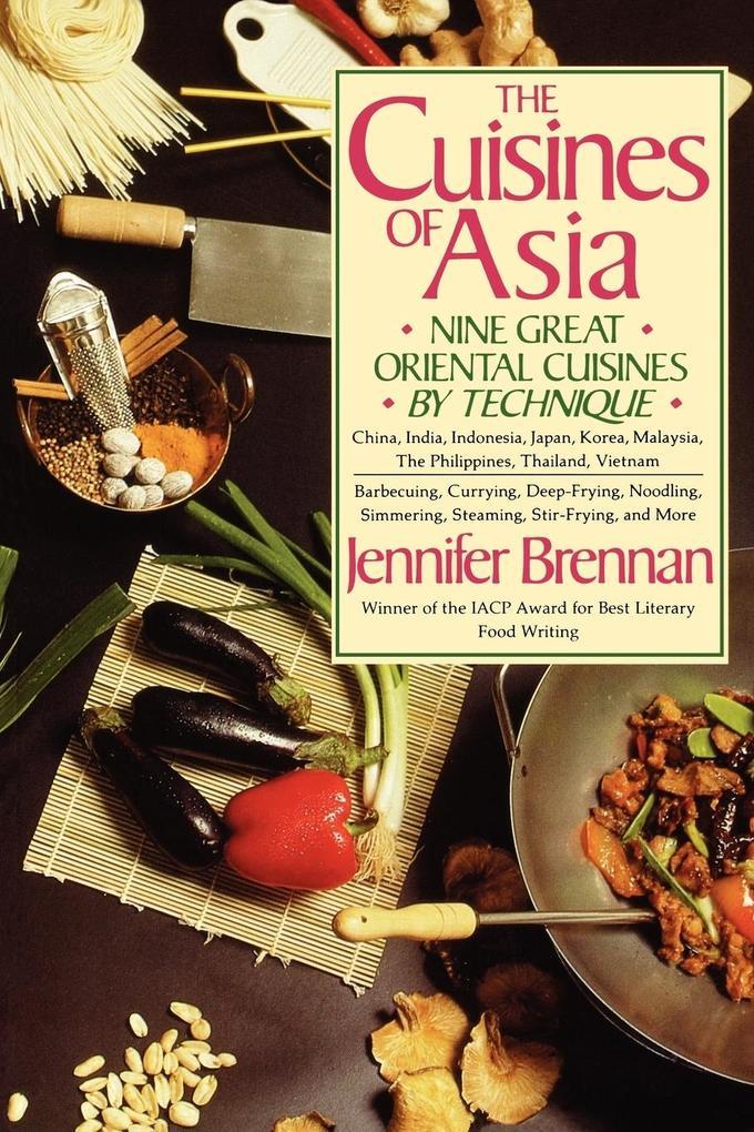 The Cuisines of Asia als Taschenbuch