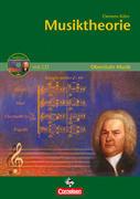 Oberstufe Musik - Musiktheorie (Media-Paket best. aus Schülerband mit CD)