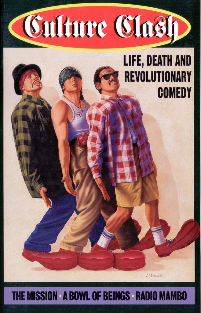 Culture Clash: Life, Death and Revolutionary Comedy als Taschenbuch