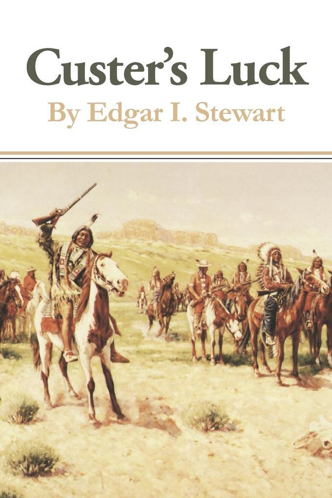 Custer's Luck als Taschenbuch
