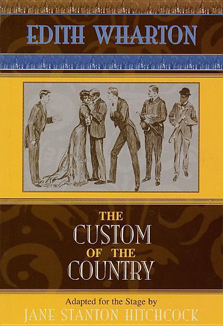 The Custom of the Country als Taschenbuch