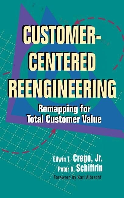 Customer Centered Reengineering als Buch