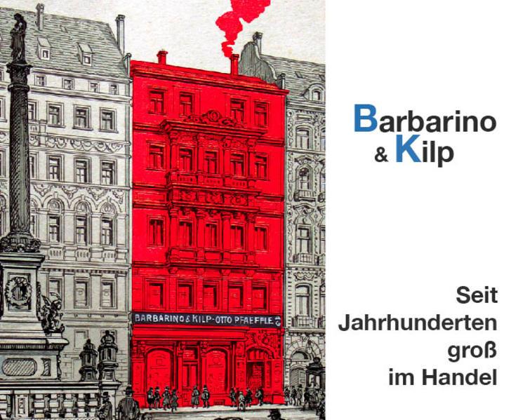 Barbarino & Kilp als Buch von Matthias Georgi, ...