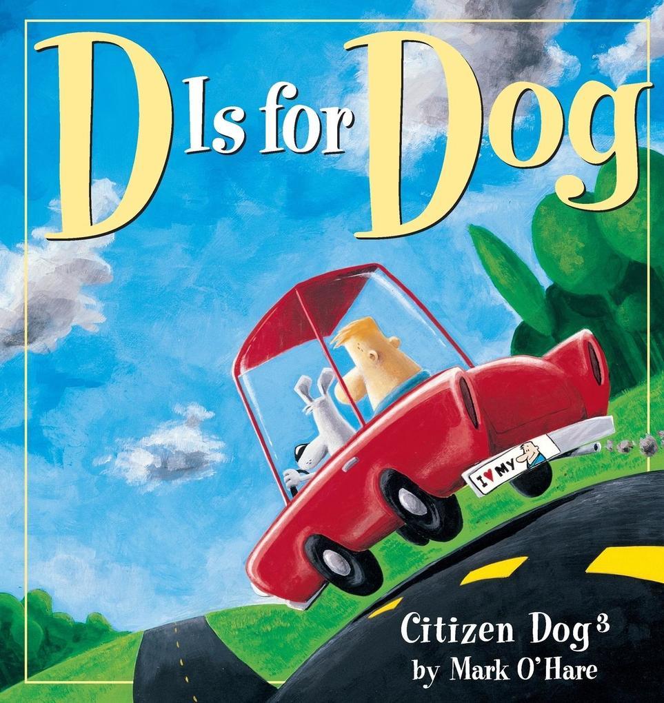 D is for Dog als Taschenbuch
