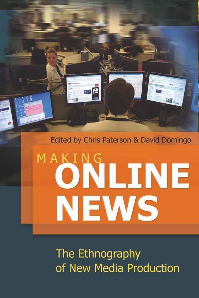 Making Online News als Buch von