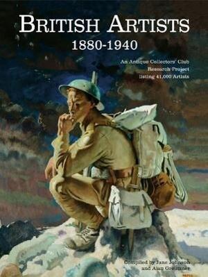 British Artists, 1880-1940 als Buch