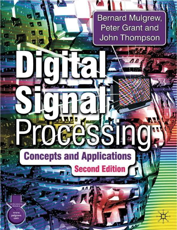 Digital Signal Processing: Concepts and Applications als Buch