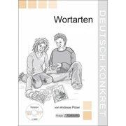 Wortarten, m. Audio-CD