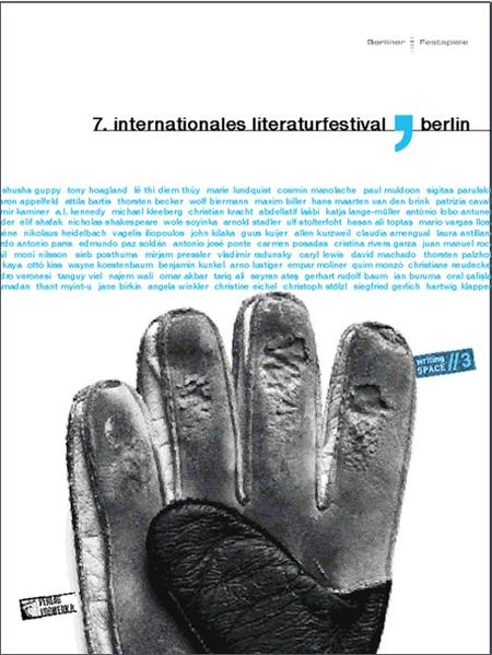 7. Internationales Literaturfestival, Berlin 20...