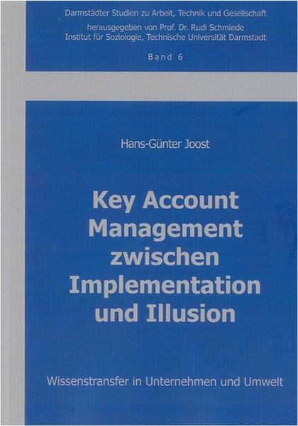 Key Account Management zwischen Implementation ...
