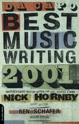 Da Capo Best Music Writing: The Year's Finest Writing on Rock, Pop, Jazz, Country, and More