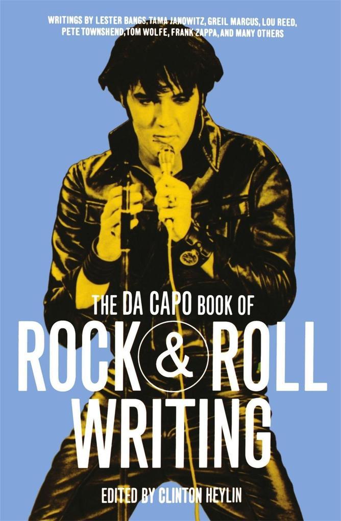 The Da Capo Book of Rock & Roll als Taschenbuch