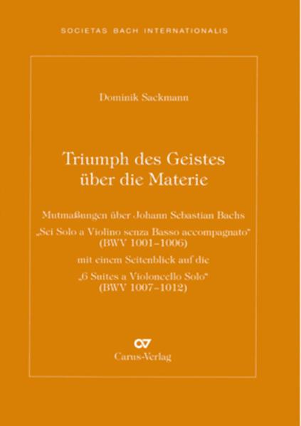 Triumph des Geistes über die Materie als Buch v...