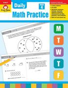 Daily Common Core Math Practice, Grade 4