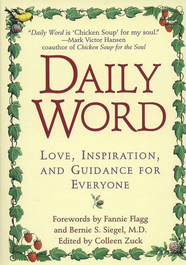 Daily Word: Love, Inspiration, and Guidance for Everyone als Taschenbuch