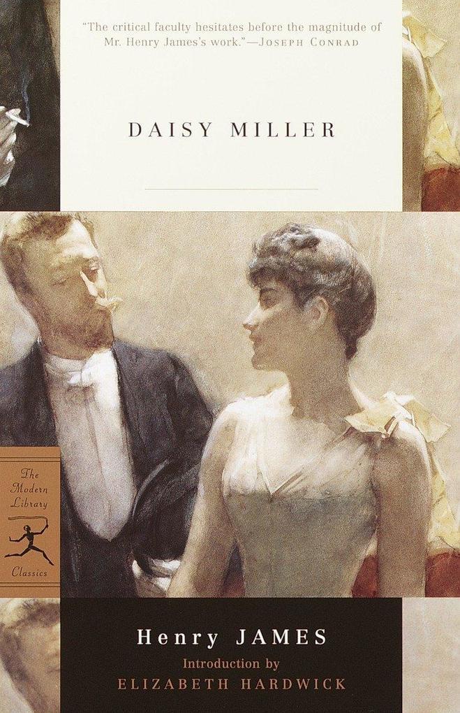 Daisy Miller als Taschenbuch