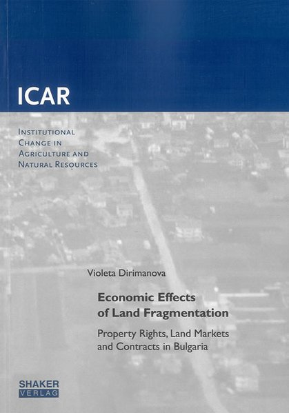 Economic Effects of Land Fragmentation als Buch...