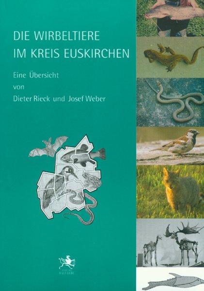 Die Wirbeltiere im Kreis Euskirchen als Buch vo...