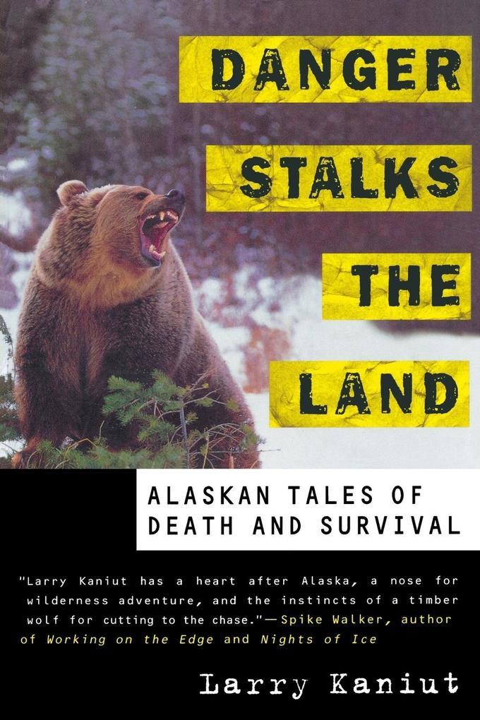 Danger Stalks the Land als Taschenbuch