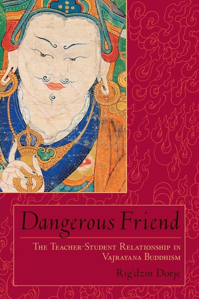 Dangerous Friend als Taschenbuch