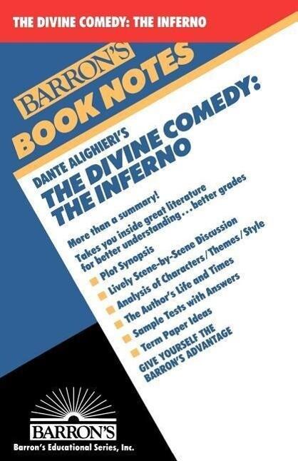 Dante Alighieri's Divine Comedy: The Inferno als Taschenbuch