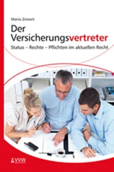 Der Versicherungsvertreter, m. 1 Audio als Buch...
