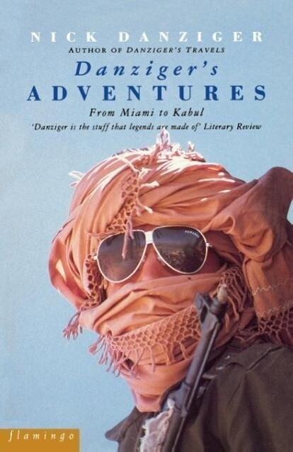 Danziger's Adventures als Taschenbuch