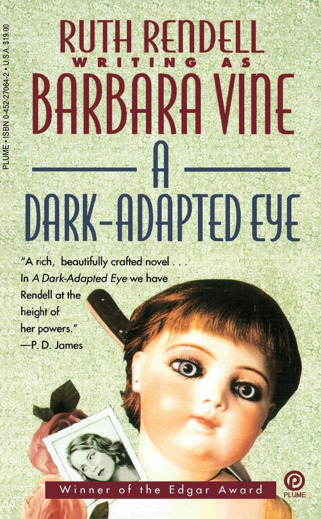 A Dark-Adapted Eye als Taschenbuch