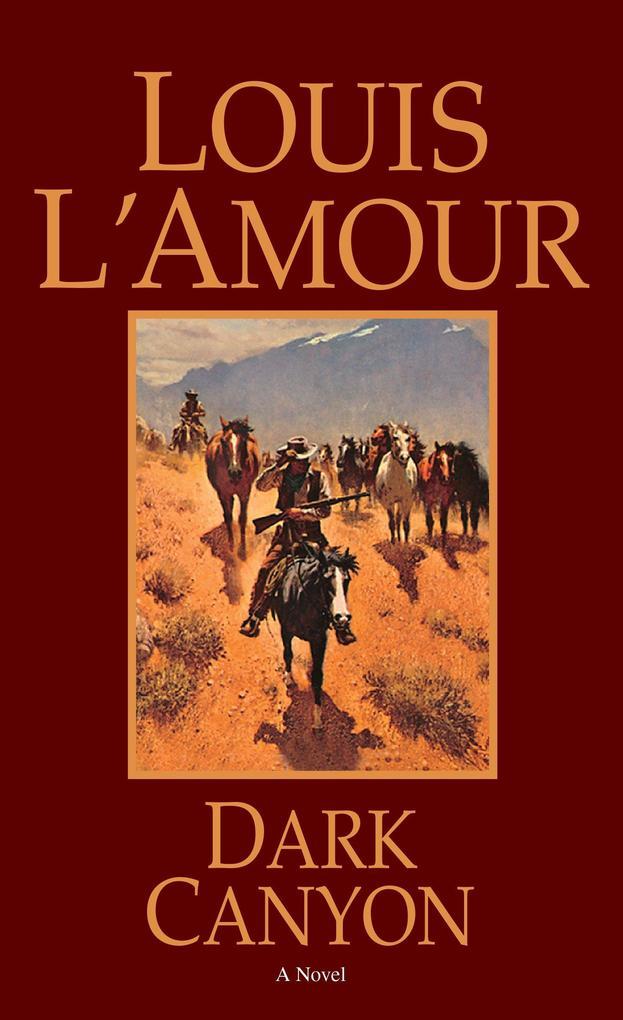 Dark Canyon als Taschenbuch