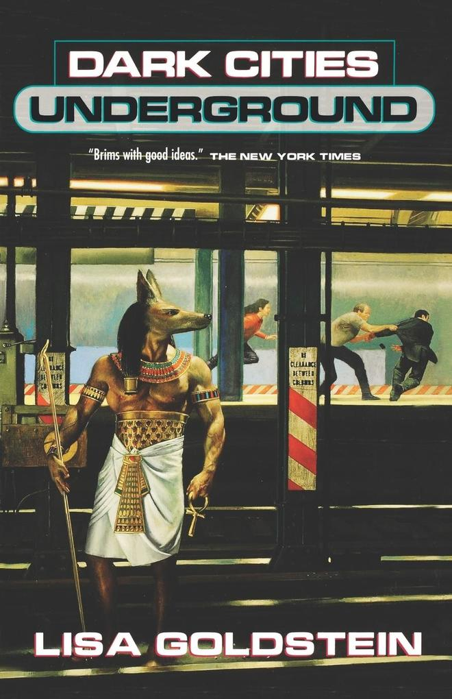 Dark Cities Underground als Taschenbuch
