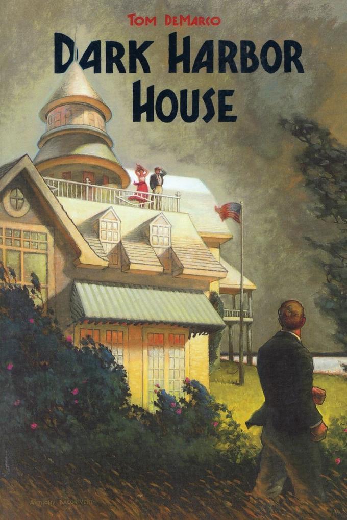 Dark Harbor House als Taschenbuch