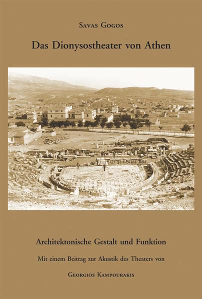Das Dionysostheater von Athen als Buch von Sava...