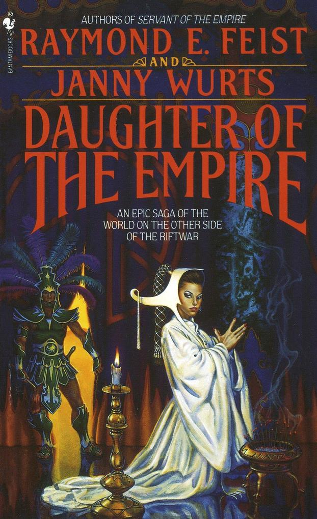 Daughter of the Empire als Taschenbuch