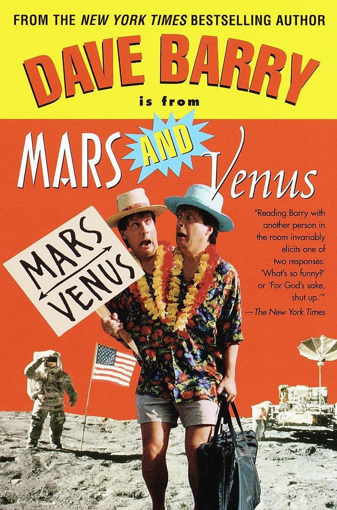 Dave Barry Is from Mars and Venus als Taschenbuch