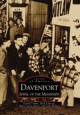 Davenport:: Jewel of the Mississippi als Taschenbuch
