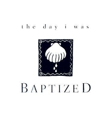 The Day I Was Baptized als Buch