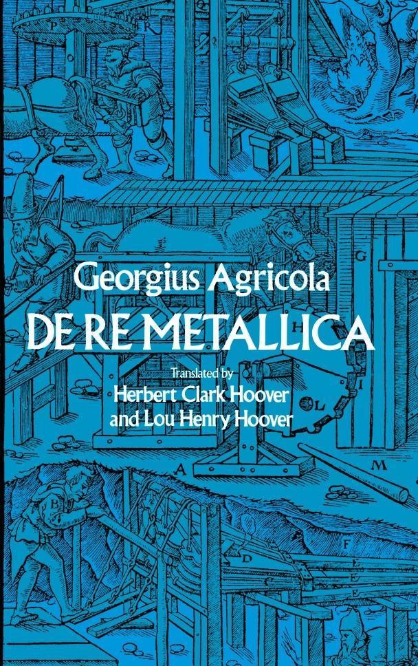 de Re Metallica als Taschenbuch