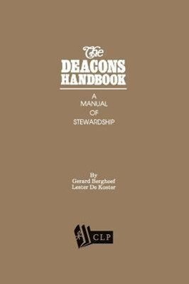The Deacons Handbook als Taschenbuch