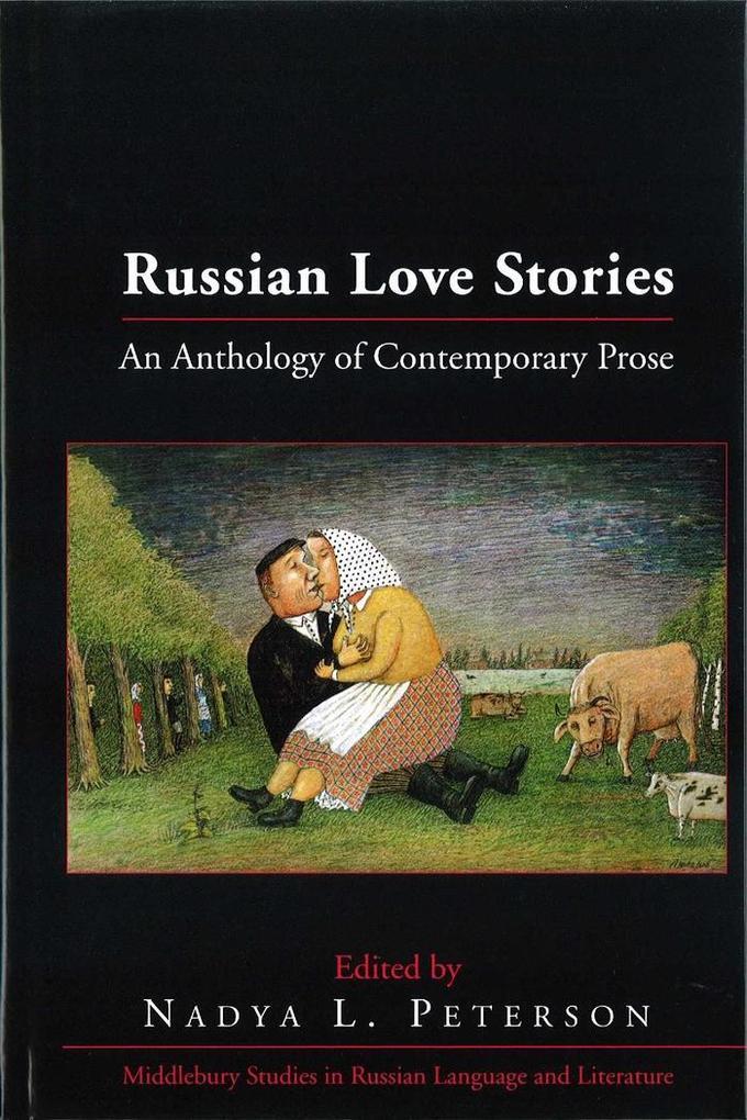 Russian Love Stories als Buch von