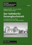 Der Vahldorfer Gesangbuchstreit
