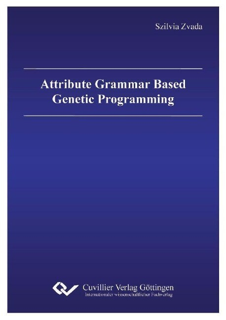 Attribute Grammar Based Genetic Programming als...