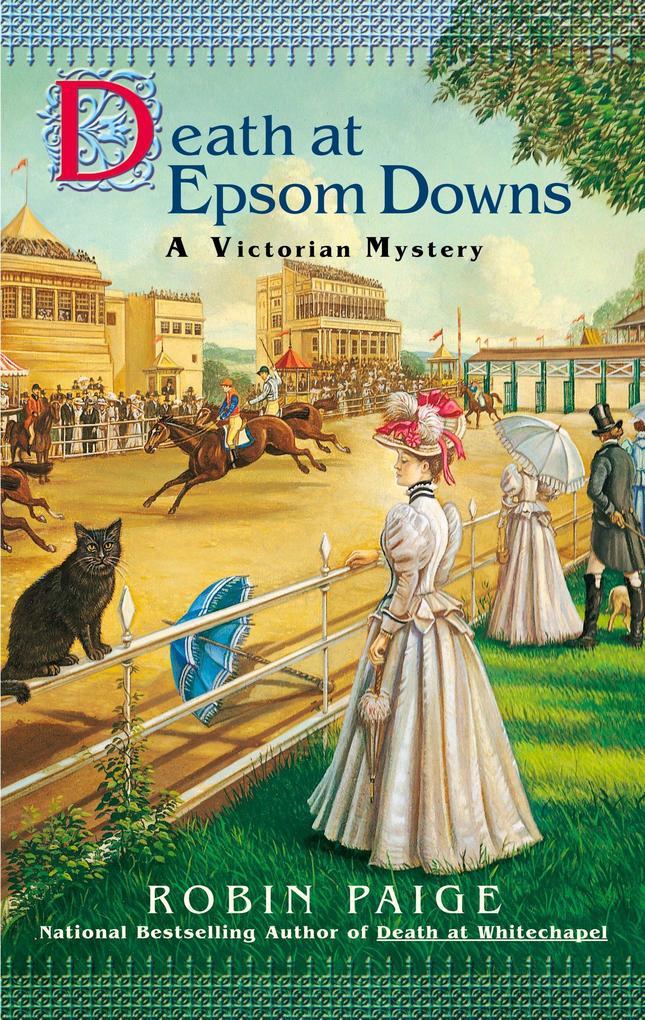 Death at Epsom Downs als Taschenbuch